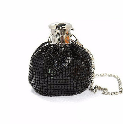 Fashion Women Scales Mini Bag Small Tote