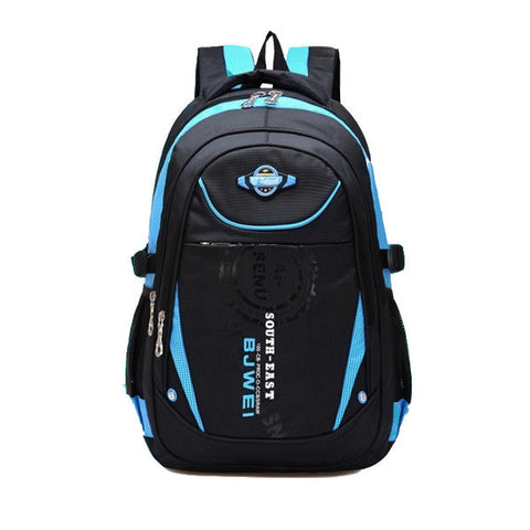 Breathable Children Boys Girls Backpack Shoulder Bags