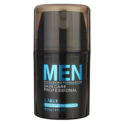 LAIKOU Men Anti-Age Oil-control Face Cream Refreshing Formulation Moisturizing Hydrating Skin Care
