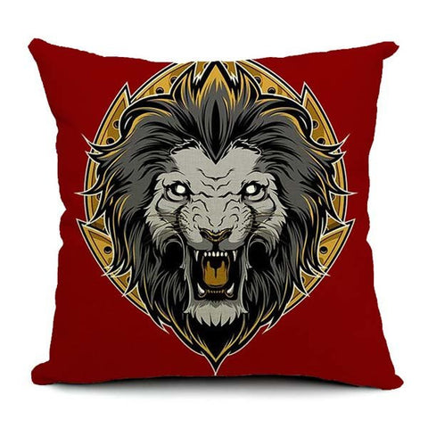 Gothic Cotton Linen Pillow Case Home Office Car Pillowcase Cushion Cover