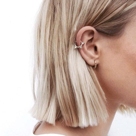 2017 Latest Simple  Style Earring For Women