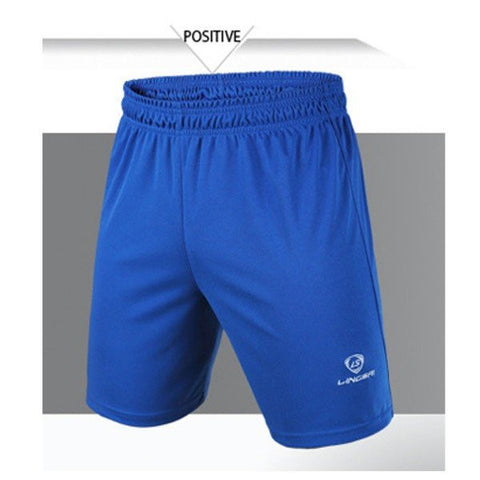 Men's Quick Dry Breathable Running Sports Shorts Football Soccer Basketball Boxer Shorts