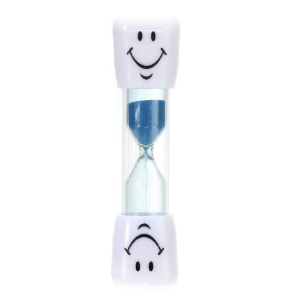 1 Minute Hourglass Mini Smiling Face Sand Clock Timer Sandglass Decor Gift Kitchen Timming - shechoic.com