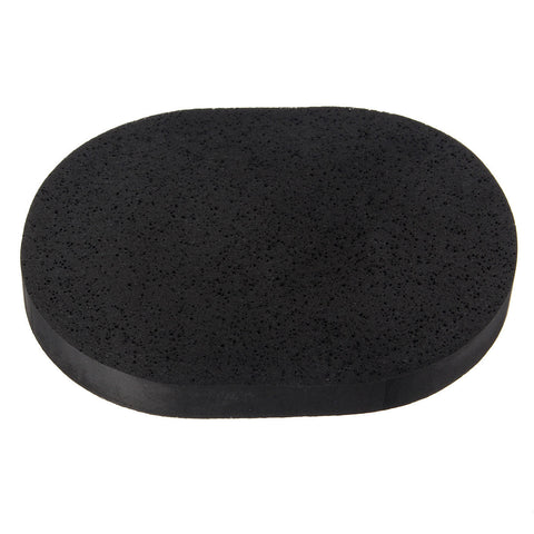 14mm Makeup Foundation Powder Bamboo Charcoal Sponge Puff Cleaner Facial Exfoliating
