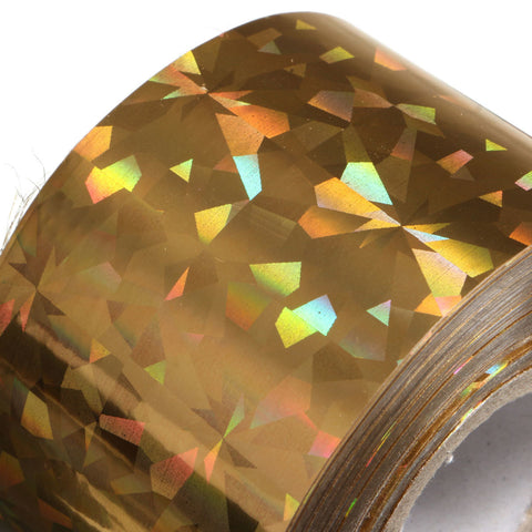 1 Roll Mix Colors Nail Transfer Foils Stickers Decals Decoration DIY Tools