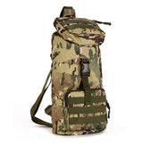 Men Outdoor Large Capacity Tactical Package Shoulder Travel Climbing Casual Luggage Bag