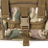 Men Tactical Outdoor Travel Crossbody Bag Multifunctional Casual Shoulder Bag