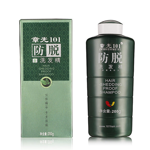 ZHANGGUANG 101 Herbal Essence Shampoo Anti Hair Lossing Shedding Alopecia Proof Growth