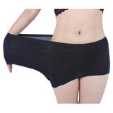 Plus Size Super Elastic Seamless Panties Modal Briefs For Women