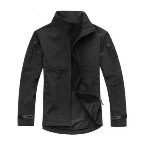 Army Tactical TAD Shark Skin Military Mens Sport Softshell Commander Outdoor Jacket - shechoic.com