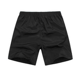 Men's Large Size Summer Beach Shorts Quick Dry Fifth Pants Sports Shorts