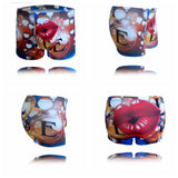 Men's Cotton Blend Briefs Sexy Red Lip Cartoon Printing Underwear Boxers