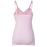 Women Sexy Elastic Front Open Bra Wireless Nursing Vest Bras