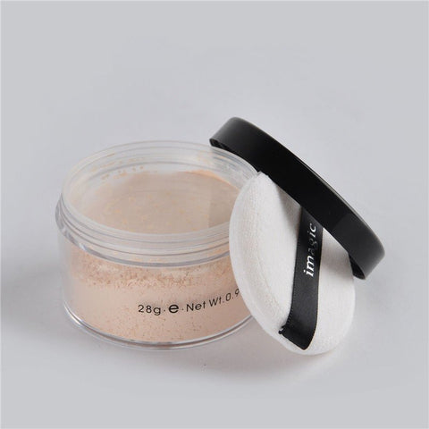 Imagic Ultra Light Loose Powder Perfect Finishing Oil Control Minimize Pore Fine Line