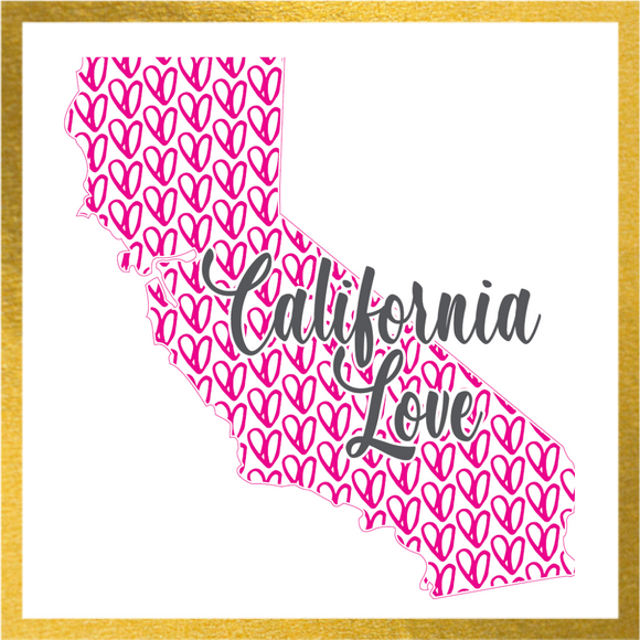 Show Your California Love
