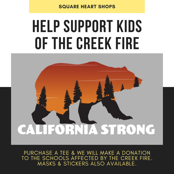 Creek Fire Support