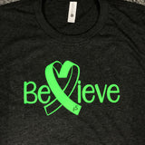 Alex Hudson Lyme Foundation Shirts