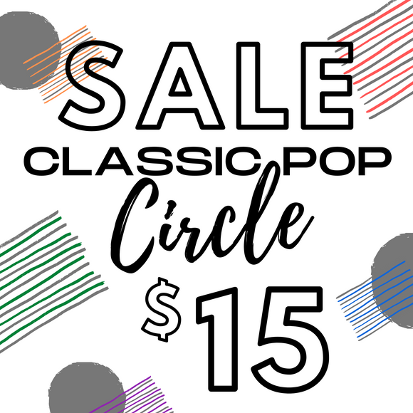 Classic Pop Circle SPECIAL