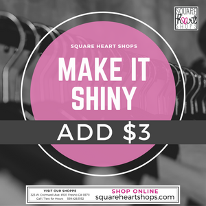 !Make it Shiny +$3