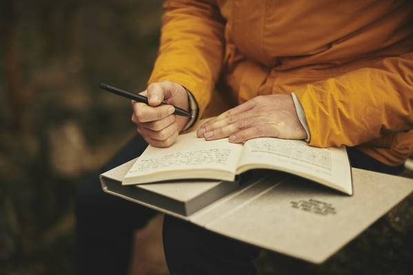 A Total Beginner's Guide to Keeping a Journal