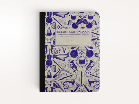 Acoustic Decomposition Book