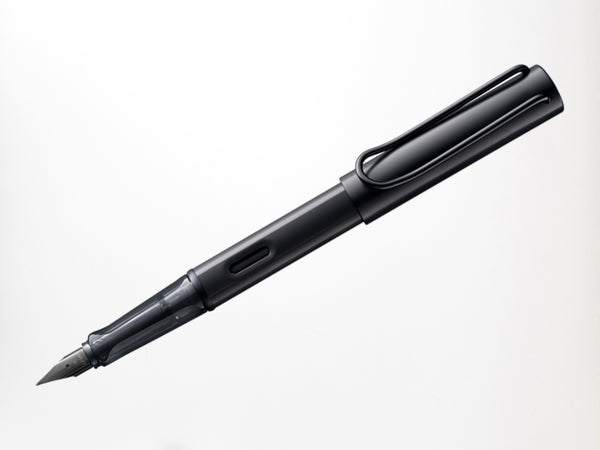 Lamy Al Star Fountain Pen Black