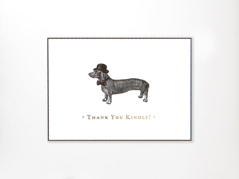 Alice Scott Luxe Thank You Notes: Set of 10