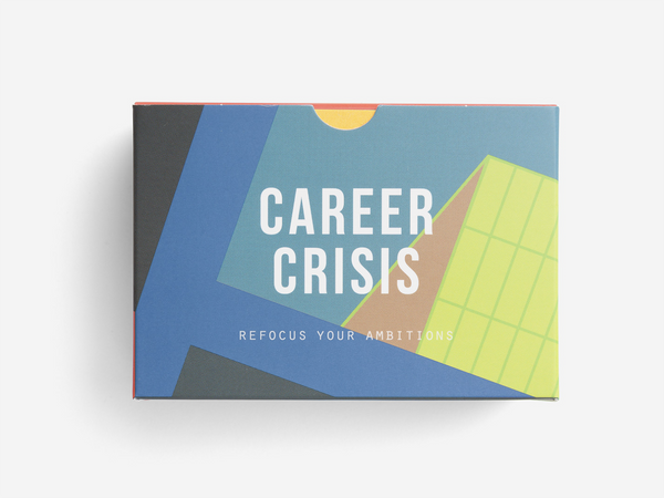 The School of Life Prompt Cards: Career Crisis