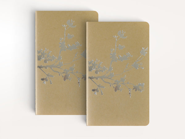 Cherry Blossom 2018 Notebooks Set of 2