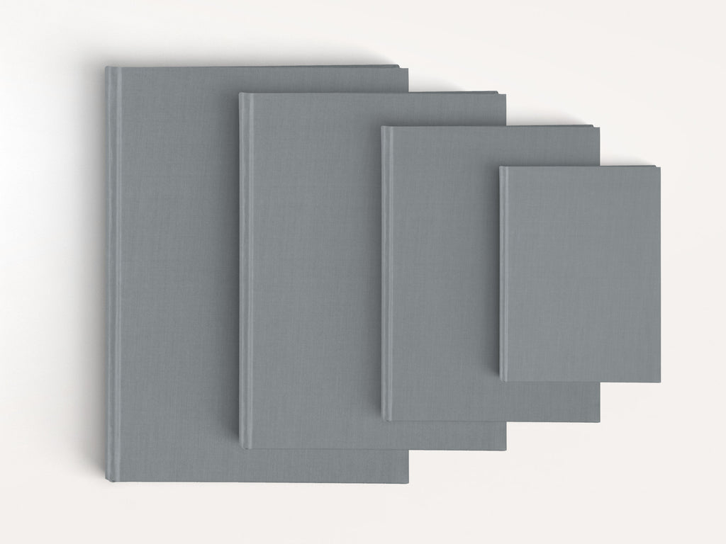 Semikolon Classic Notebook - Grey