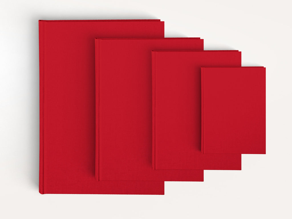 Semikolon Classic Notebook - Red