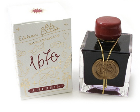 J Herbin 1670 Edition Ink 50 ML