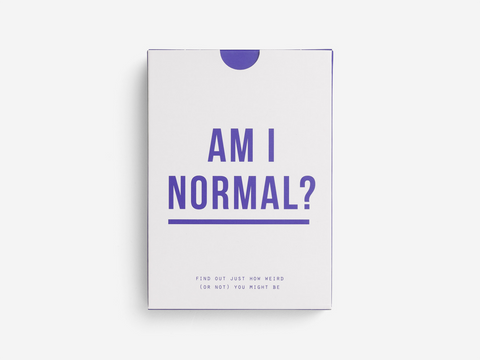 The School of Life Card Game - Am I Normal?
