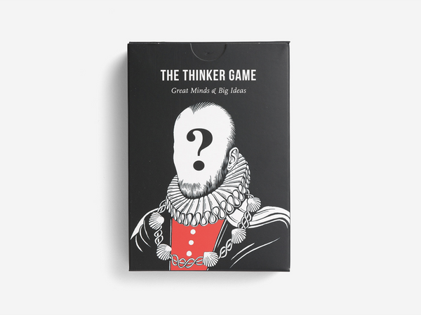 The School of Life Card Game - The Thinker Game?