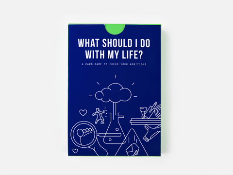 The School of Life Card Game - What Should I Do With My Life?