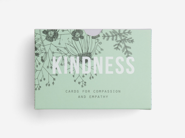 The School of Life Prompt Cards: Kindness
