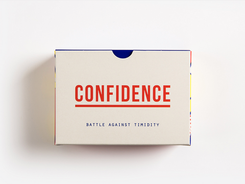 The School of Life Prompt Cards: Confidence