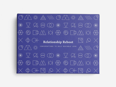 The School of Life Card Set - Relationship Reboot