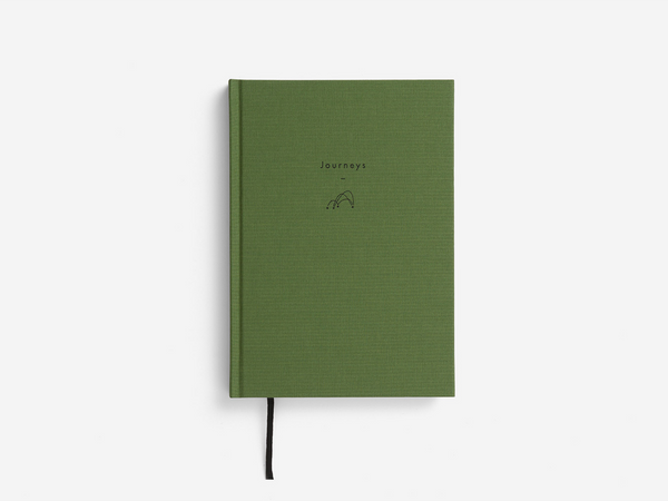 The School of Life Journeys Notebook