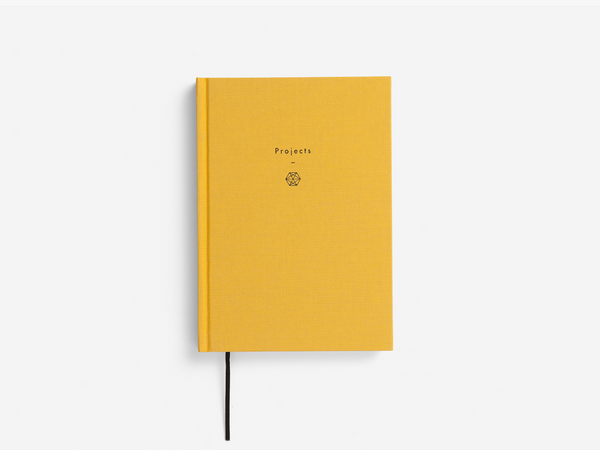 The School of Life Projects Notebook