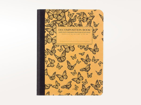 Monarch Migration Decomposition Book
