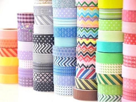 Beve Washi Tape Assorted