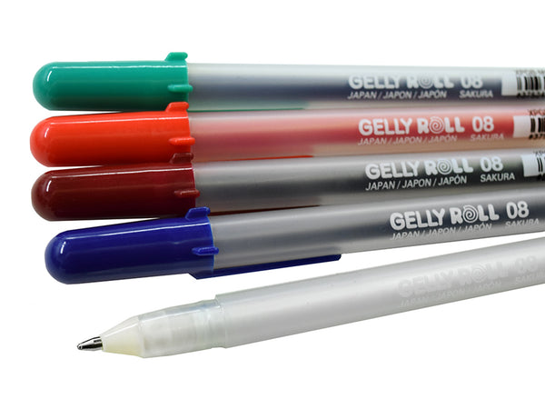 Gelly Roll Pen - Classic 0.4MM