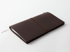 TRAVELER'S Notebook Regular Size - Brown