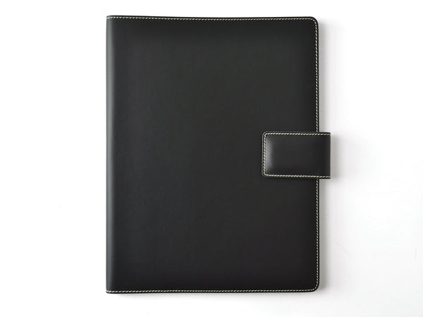 Italian Leather Executive Portfolio