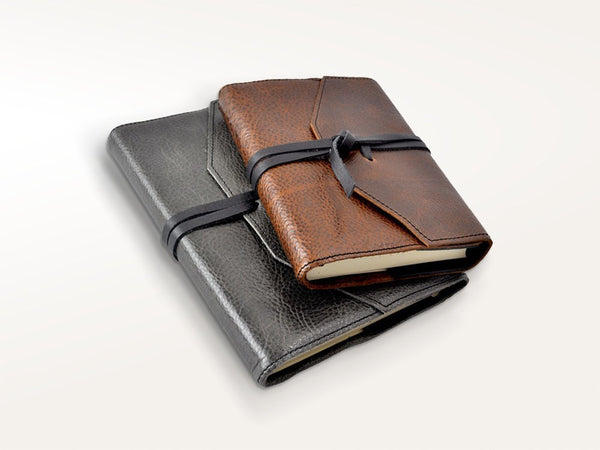 Journals - Dante Refillable Leather Journal - Fiorentina - 1