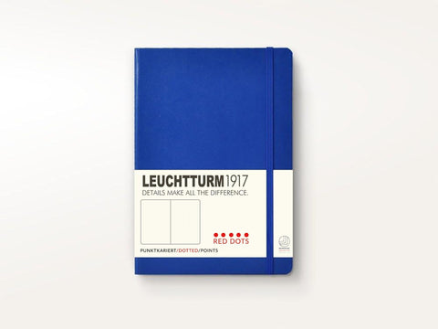 Leuchtturm 1917 Red Dots Edition