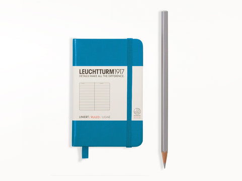 Leuchtturm Mini Notebook