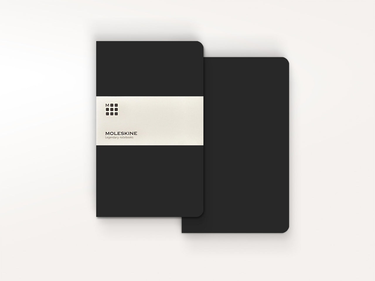 Notebooks - Moleskine Volant Journals - Black - Moleskine - 1