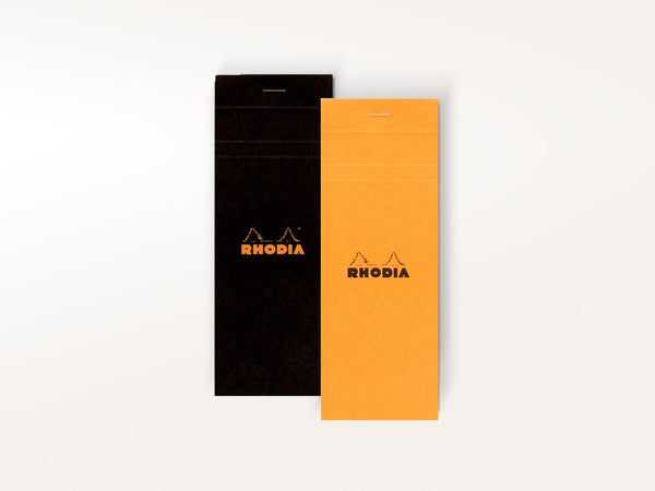 Notebooks - Rhodia Classic Notepad 3 x 8.25 / Set of 5 - Rhodia - 1